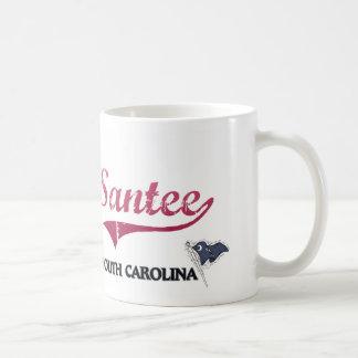 Santee South Carolina City Classic Coffee Mug