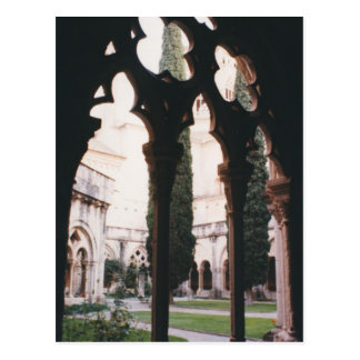 Santes Creus Postcard
