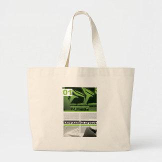 Santiago Calatrava Large Tote Bag
