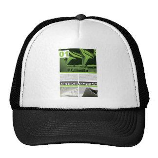Santiago Calatrava Trucker Hat