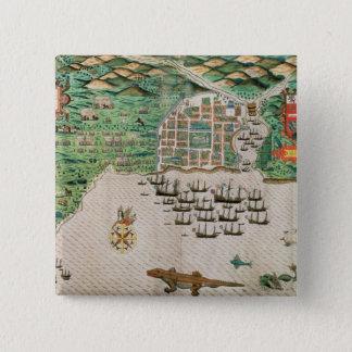 Santiago, Cape Verde, 1589 2 Button