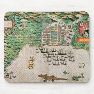 Santiago, Cape Verde, 1589 2 Mouse Pad