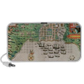 Santiago, Cape Verde, 1589 2 Portable Speaker