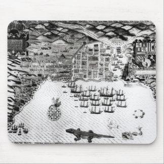 Santiago, Cape Verde, 1589 Mouse Pad