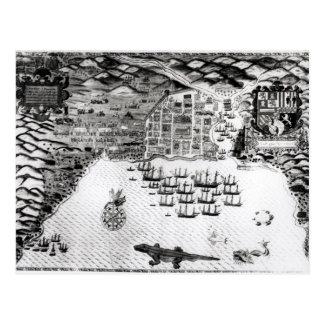 Santiago, Cape Verde, 1589 Post Cards