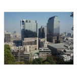 Santiago céntrica, Chile Tarjetas Postales