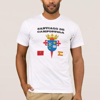 Santiago* de Campostela Spain T-Shirt