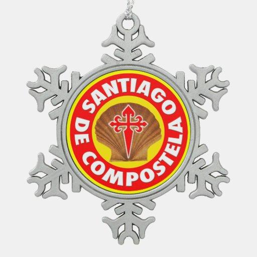 Santiago de Compostela Adornos