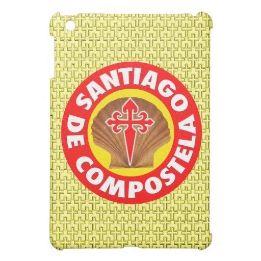 Santiago de Compostela Case For The iPad Mini