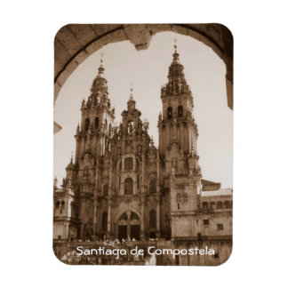 Santiago de Compostela - Catedral Magnets