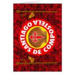 Santiago de Compostela Felicitación