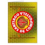 Santiago de Compostela Felicitaciones