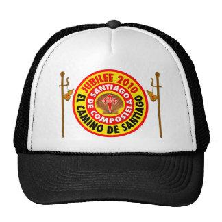 Santiago de Compostela Mesh Hat