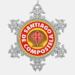 Santiago de Compostela Ornaments