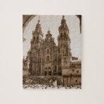 Santiago de Compostela Puzzle