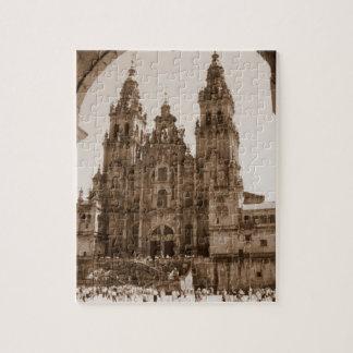 Santiago de Compostela Puzzles Con Fotos