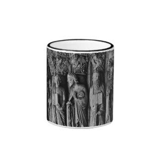 Santiago de Compostela Ringer Mug