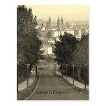 Santiago de Compostela Tarjetas Postales