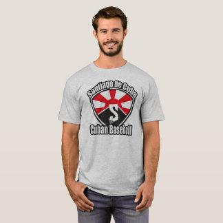 Santiago de Cuba Cuban Baseball Gear T-Shirt