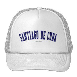 Santiago de Cuba Gorros