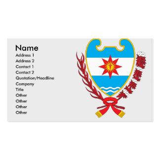 santiago de lestero, Argentina Double-Sided Standard Business Cards (Pack Of 100)