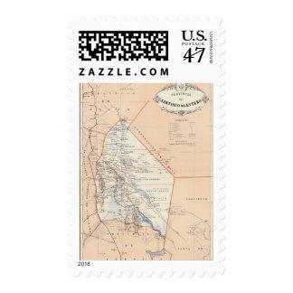 Santiago del Estero, Argentina Stamp