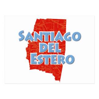 Santiago del Estero Postcard