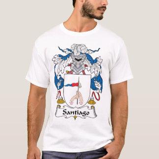 Santiago Family Crest T-Shirt