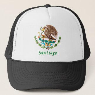 Santiago Mexican National Seal Trucker Hat