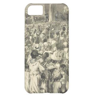 Santiago Refugees 1898 iPhone 5C Cases