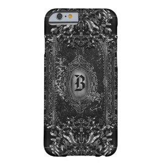 Santifique el gótico del Victorian de la sombra Funda De iPhone 6 Barely There