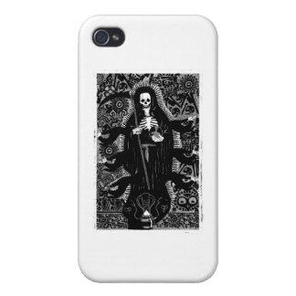 Santisima Muerte iPhone 4/4S Cover