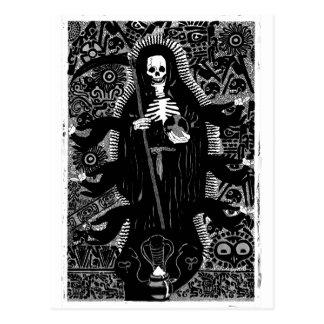 Santisima Muerte Postal