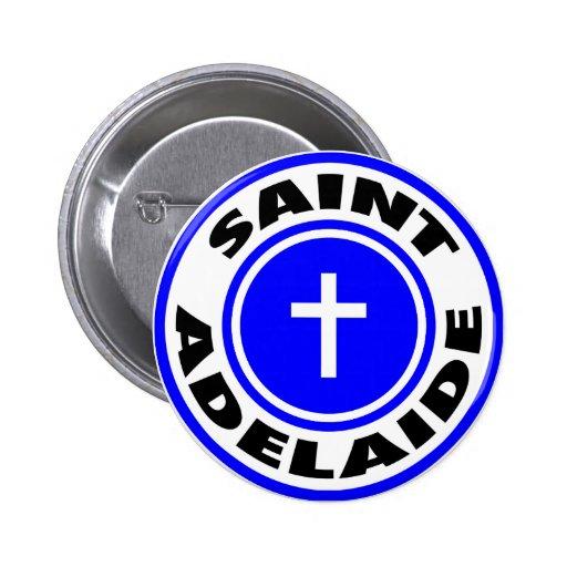 Santo Adelaide Pin Redondo 5 Cm