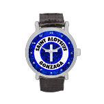Santo Aloysius Gonzaga Reloj