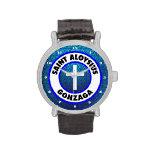 Santo Aloysius Gonzaga Reloj De Mano