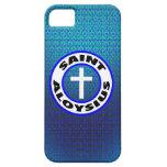Santo Aloysius iPhone 5 Carcasas