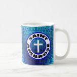 Santo Ambrose Taza De Café