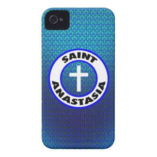 Santo Anastasia Case-Mate iPhone 4 Funda