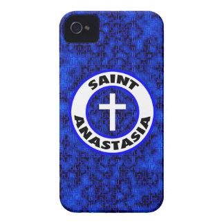 Santo Anastasia Case-Mate iPhone 4 Cárcasas