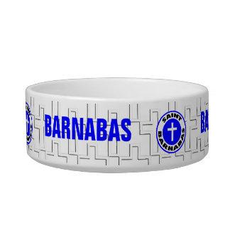 Santo Barnabas Comedero Para Mascota