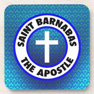 Santo Barnabas el apóstol Posavasos De Bebida