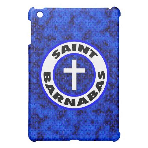Santo Barnabas iPad Mini Protector