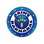 Santo Barnabas Relojes De Pared