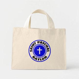 Santo Baylon pascual Bolsa De Tela Pequeña
