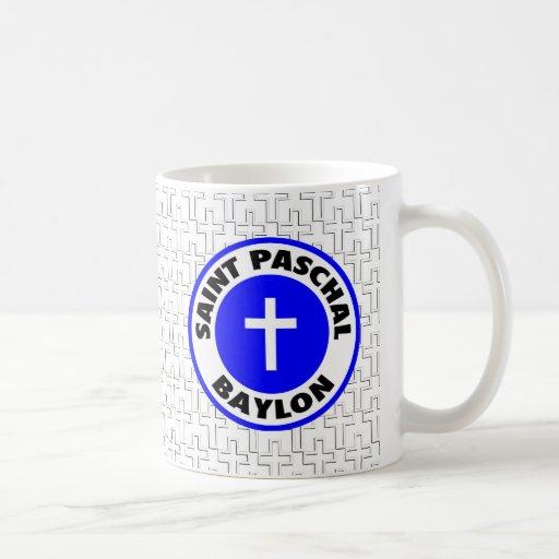 Santo Baylon pascual Taza Clásica