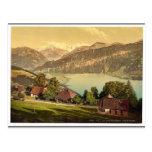 Santo Beatenberg, Bernese Oberland, cl de Suiza Postales