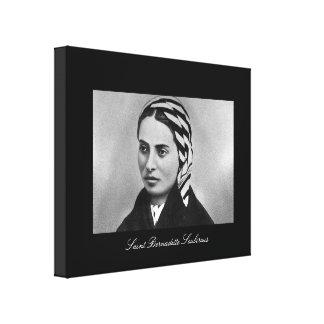 Santo Bernadette Soubirous Impresiones En Lona