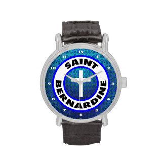 Santo Bernardine Relojes De Mano