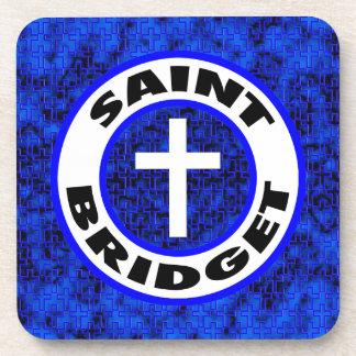 Santo Bridget Posavasos